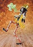 投げ売り堂(フィギュア) - フィギュアーツZERO ONE PIECE 鼻唄のブルック 約200mm ABS&PVC製 塗装済み完成品フィギュア_03
