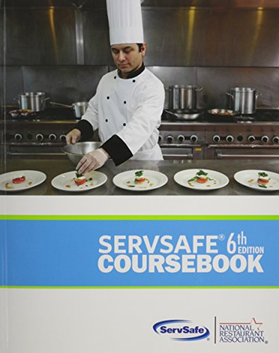 Servsafe Coursebook [6 E]