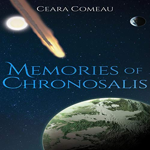 Memories of Chronosalis audiobook cover art