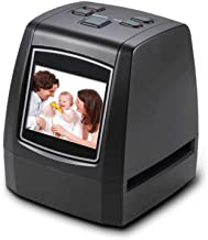 $252 » NILINLEI High Resolution 135 Film Slide Scanner, Negative Film & Slide Scanner Convert 35mm 135mm 126mm 110mm 8mm Color Mo...