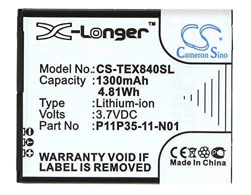 Replacement Battery for Texas INSTRUMENTSSELECT TI-Nspire CX TI Nspire CX TI Nspire CX CAS Graphing TI-84 CE TI-84 Plus CE TI-Nspire CX CAS Part NO 3.7L12005SPA P11P35-11-N01 Photo #5