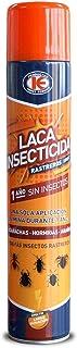 IMPEX EUROPA Laca Insecticida Rastreros Lotus C, Elimina Insectos Rastreros - Efecto 1 año Sin Insectos - Spray 500 ml