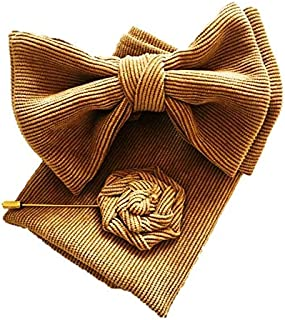 Emoltem Handmade Pre-tied Bowtie Best accessory & gift idea for men