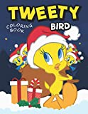 Tweety Bird Coloring Book: Special Christmas Edition Coloring Book For Kids & All Fans