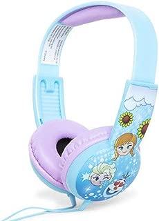Disney Frozen Emoji Kids Safe Headphones Volume Limiting