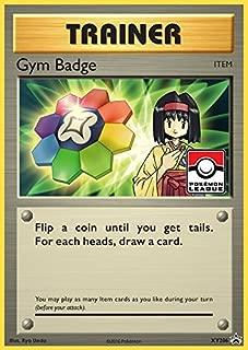 Pokemon - Gym Badge (XY206) Black Star Promo - Erika