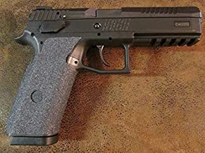 Sand Paper Pistol Grips - Peel and Stick - Grip Tape Grip Enhancements for The CZ P-09