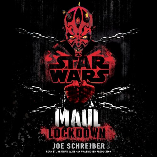 Star Wars: Maul audiobook cover art