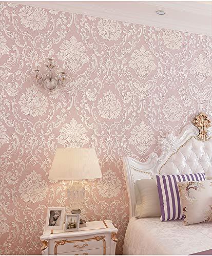 Birwall Elegant Textured Wallpaper Wallcoverings Wallpaper For