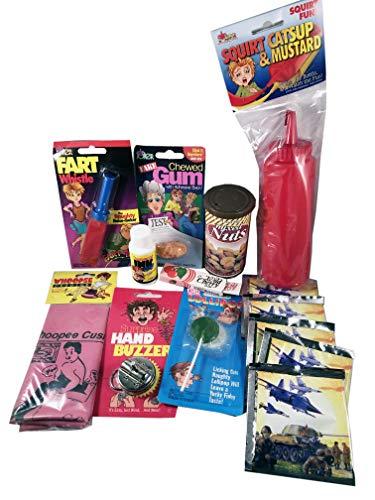 The One Stop Fun Shop Starter Prank Kit