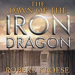 The Dawn of the Iron Dragon cover art
