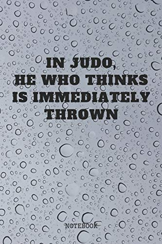 Notebook Judo: Funny I Love Judo is The...