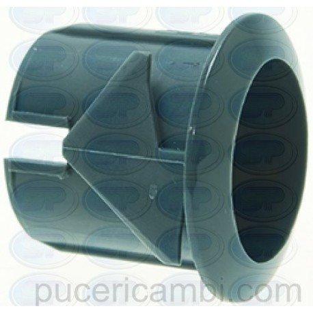 CORPO PULSANTE ELLITTICO 17x13 mm GRIGIO 3319481