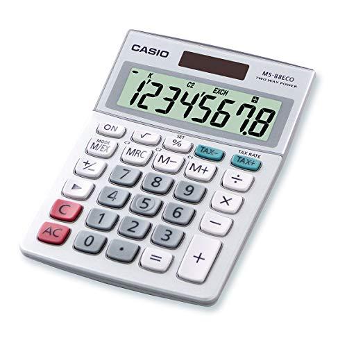 Calculadora financiera Casio MS-88ECO