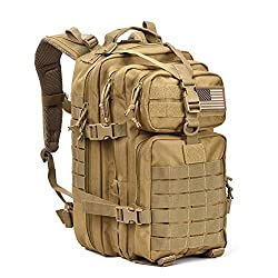 Reebow Gear Military Tactical Backpack Large 3 Day Assault Pack