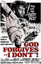 God Forgives - I Don't! - 1967 - Movie Poster Magnet