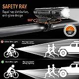 Zoom IMG-1 wotek luci per bicicletta set