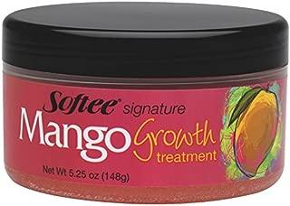Softee Growth Treatment Mango 5.25 oz.