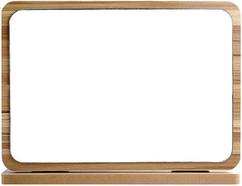 Very popular Special Campaign YULAN Makeup Mirror Female Hou Desktop Wood