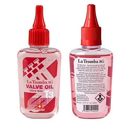 La Tromba Valve Oil T3 (ultra dünn)