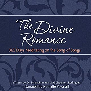 The Divine Romance audiobook cover art