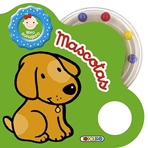 Mascotas (Libro sonajero)