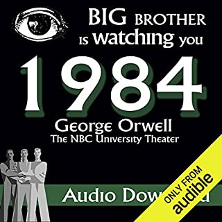 1984 (Dramatized) cover art