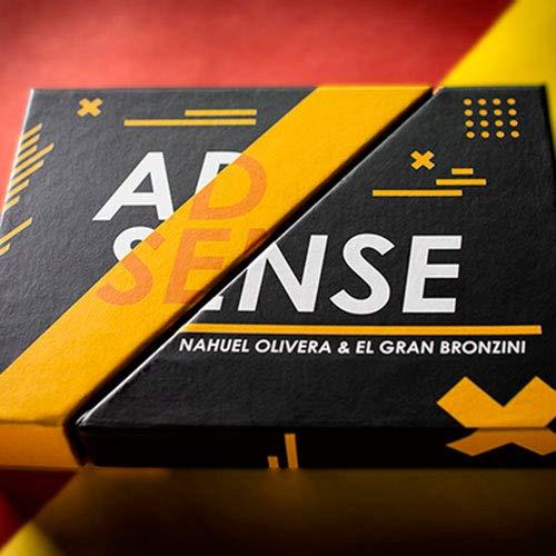 SOLOMAGIA AdSense (Gimmick & Online Instruction) by El Gran Bronzini & Nahuel Olivera