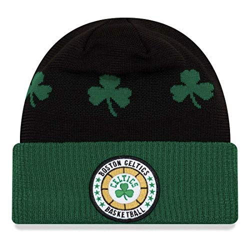 ERA Boston Celtics NBA tip-Off Beanie hoed [Groen]
