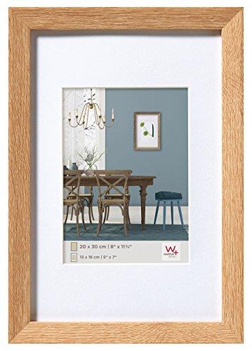 walther design EF520E Fiorito Holzrahmen 15x20 cm, eiche hell
