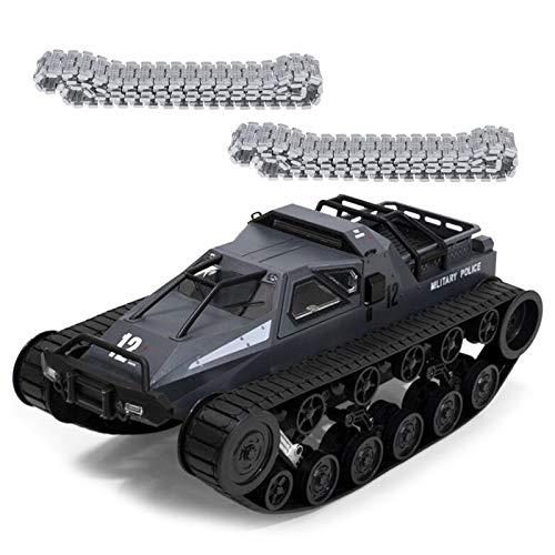 Sheuiossry 2.4G Doppelspuriger Panzer RC 1:12 RC Hochgeschwindigkeits-Drift-Klettern im Gelände Spielzeugspielzeug für Jungen, Kinder und Erwachsene