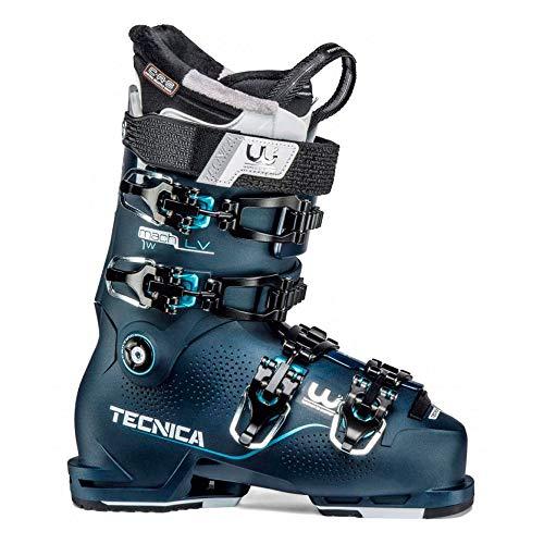 Moon Boot Tecnica - Tecnica Chaussures De Ski W Mach1 LV 105 869 Blue Night 2020 - Unicolor - 26 - Unicolor