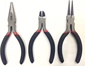 Kit Alicate para Artesanato - Cartela com 3 Unidades