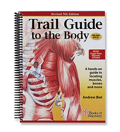 Price comparison product image Trail Guide to the Body Textbook - 5th Edition by Books of Discovery