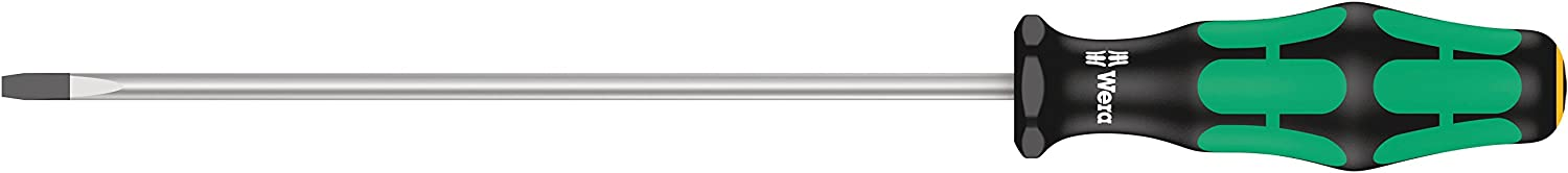 Wera 05008008001 Screwdriver for slotted screws 335-0.5x3.0x150m