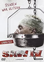 SAW IV - UNRATED EDITION