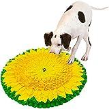 PetFun Dog Snuffle Mat for Feeding, Hunting, Foraging,...