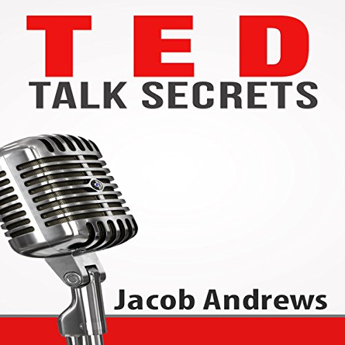 TED Talk Secrets audiobook cover art