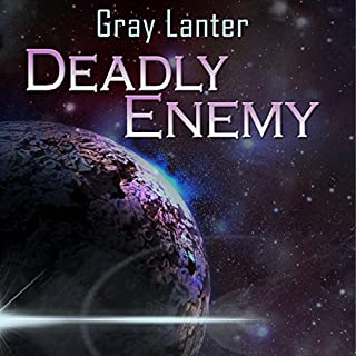 Deadly Enemy audiobook cover art
