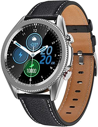 Smart Watch 1.28 Inch Screen Fitness Tracker Sports Pedometer Bracelet Rich Dial Bluetooth Call Music Control Message Push Smart Reminder IP67 Waterproof 200mAh