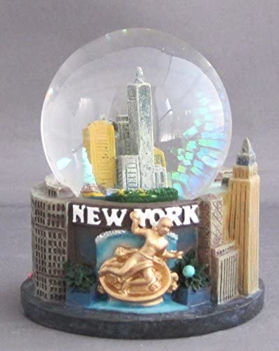 New York City NYC 45mm 1 Brand Cheap excellence Sale Venue Snow 2 Globe