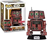 Funko POP Star Wars 401 M5-R3 M5R3 GALAXYS Edge Exclusive