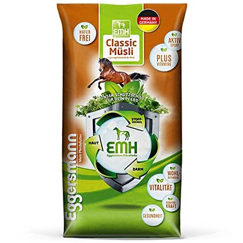 Eggersmann Mein Pferdefutter EMH Classic Muesli 20 kg