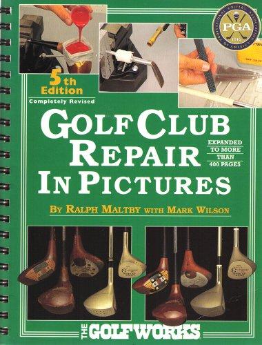 Golf Club Repair in Pictures
