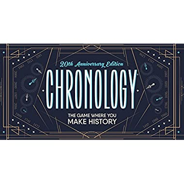 CHRONOLOGY BOARD GAME by Buffalo Games - The Game of All Time!