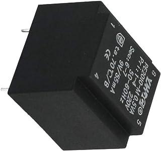 Aexit AC 220V a 9V 50-60HZ 55mA 4 pines transformador de potencia (model