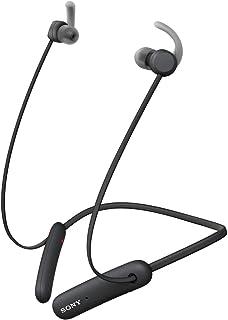 ソニー ワイヤレスステレオヘッドセット/マイク付き / 2020年モデル ブラック WI-SP510 B