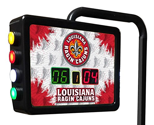 Lowest Price! Holland Bar Stool Co. Louisiana-Lafayette Electronic Shuffleboard Scoring Unit