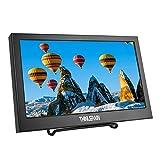 Thinlerain 11,6 Pouces Moniteur Portable HDMI VGA HD Écran 1920X1080 avec HDMI/VGA Entrée...