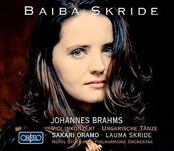 Brahms: Violin Concerto in D Major & 21 Hungarian Dances